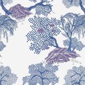 Papier peint Jardin d'Asie Falaise Isidore Leroy