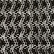 Velours Jeanneret  Noir Designers Guild