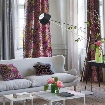Tissu Jaipur Rose Rose Designers Guild