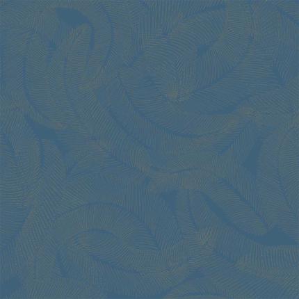 Papier peint Plumes Isidore Leroy Bleu 6240901 Isidore Leroy