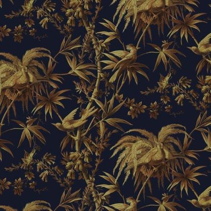 Papier peint Aurora House of Hackney Midnight Gold 1-WA-AUR-DI-MID-XXX-003 House of Hackney