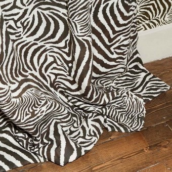 Equus Fabric Cocoa House of Hackney
