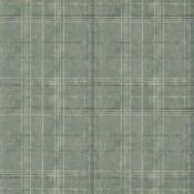 Papier peint Shetland Plaid Woodsmoke Mulberry