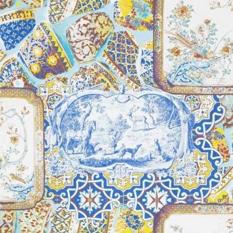 Papier peint Mulberry China Ingido Mulberry