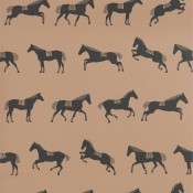 Papier peint Horse Brown Ferm Living