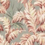 Tissu Pluma Eau de Nil House of Hackney