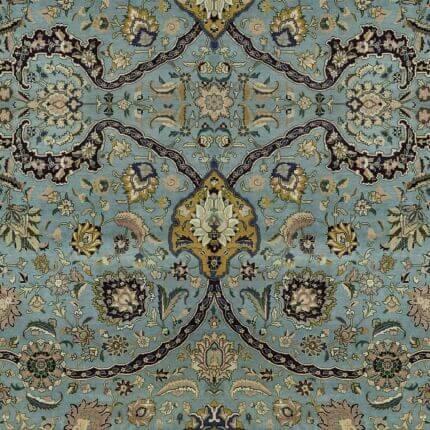 Papier peint Zanjan House of Hackney Sapphire 1-WA-ZAN-DI-SPH-XXX-004 House of Hackney