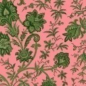 Tissu Indienne Amaranth House of Hackney