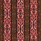 Tissu Mamounia Amaranth/Juniper House of Hackney