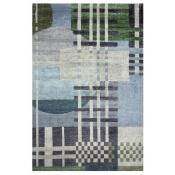Tapis Chandigarh Aqua 160x260 cm Designers Guild