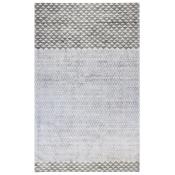 Tapis Katiya Platinum 160x260 cm Designers Guild