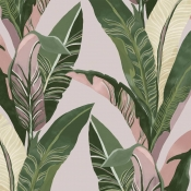 Papier peint Palm Tropical Eijffinger