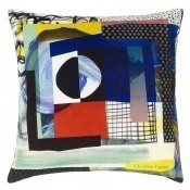 Coussin Sunset Mix Crepuscule Multicolore Christian Lacroix