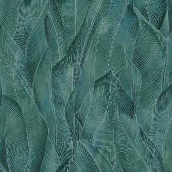 Papier peint Amazone Acier Casamance