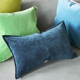 Rivoli Cushion Damson Designers Guild