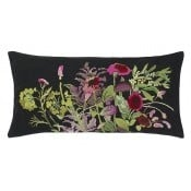 Coussin Indian Sunflower Graphite Designers Guild