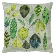 Coussin Tulsi Eau De Nil Green Designers Guild