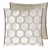 Coussin Manipur Oyster Designers Guild