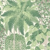 Papier peint Fern Vert Cole and Son