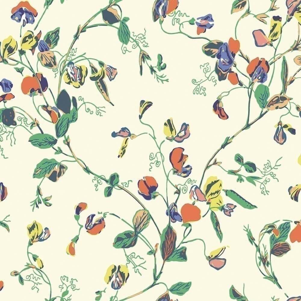 Sweet Pea Wallpaper Cole And Son