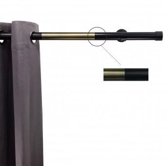Select Rod Cap black 100 cm Getynd