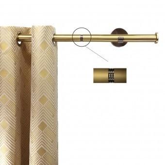 Linea Rod Brass Dis 102 cm Getynd