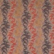 Tissu Acanthus Naranja Etro