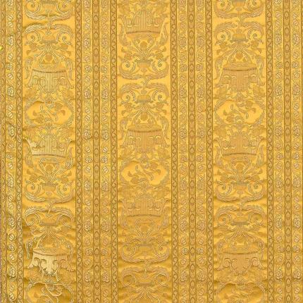 Tissu Sinuessa Etro Oro 6539-1-2 Etro