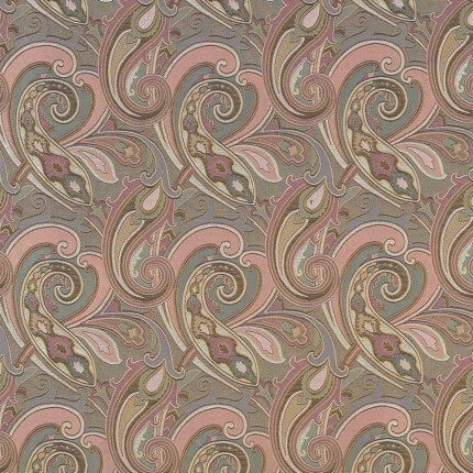 Tissu Teiboku Etro Rosso 6544-1-2 Etro