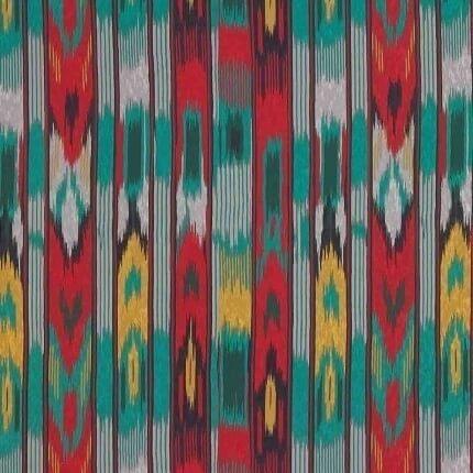 Tissu Merak Etro Smeraldo 6565-1-3 Etro