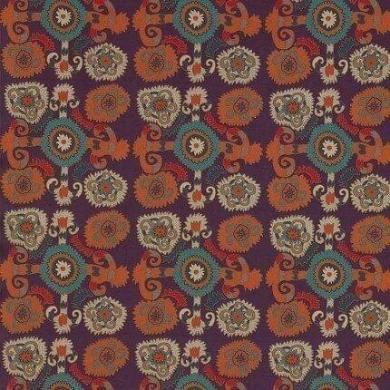 Tissu Fergana Etro Viola 6566-1-2 Etro