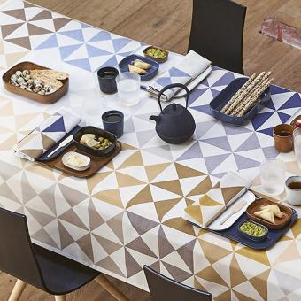 Origami Napkin Mutlico Le Jacquard Français