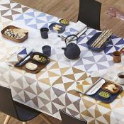 Serviette de table Origami Mutlico Le Jacquard Français