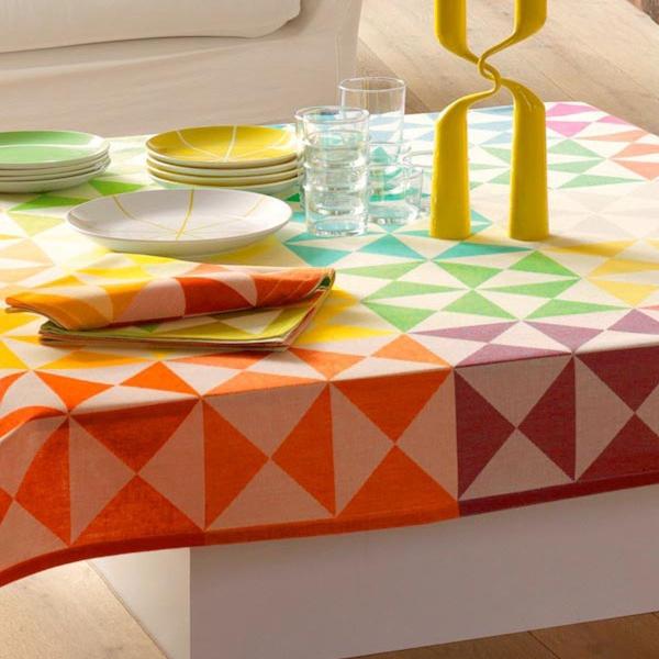serviette de table origami le jacquard fran ais. Black Bedroom Furniture Sets. Home Design Ideas