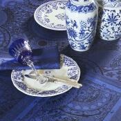 Serviette de table Porcelaine Kaolin Le Jacquard Français