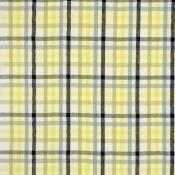Tissu Brera Scacco Lemongrass Designers Guild
