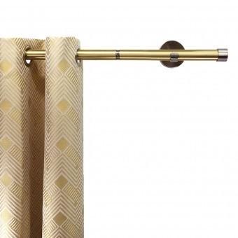 Linea Rod Brass Cap 102 cm Getynd