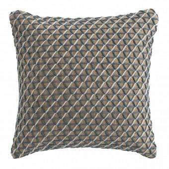 Raw Cushion Blue Gan Rugs