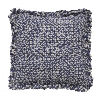 Waan Cushion Black/White Gan Rugs