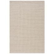 Tapis Raw White 170x240 cm Gan Rugs