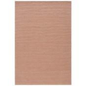 Tapis Raw Pink 170x240 cm Gan Rugs
