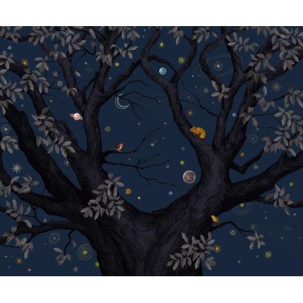 Panneau Abracadabra Nuit Isidore Leroy 400x330 cm 06242210 Isidore Leroy