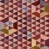 Tapis Trianglehex Sweet Pink Golran