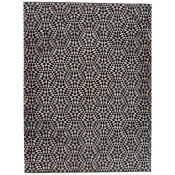 Tapis Diamond Black Cream 240x160 cm Golran