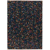 Tapis Diamond Black 240x160 cm Golran
