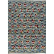 Tapis Trianglehex Sweet Green 240x160 cm Golran