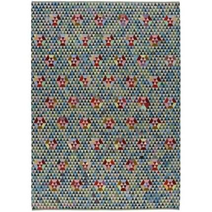 Tapis Trianglehex Sweet Green Golran 240x160 cm Trianglehex Sweet Green Golran