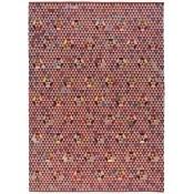 Tapis Trianglehex Sweet Pink 240x160 Golran