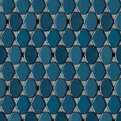 Papier peint Sarah Lavoine L'illusion Bleu/Blanc Nobilis