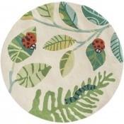 Tapis Ladybugs 140 cm Villa Nova